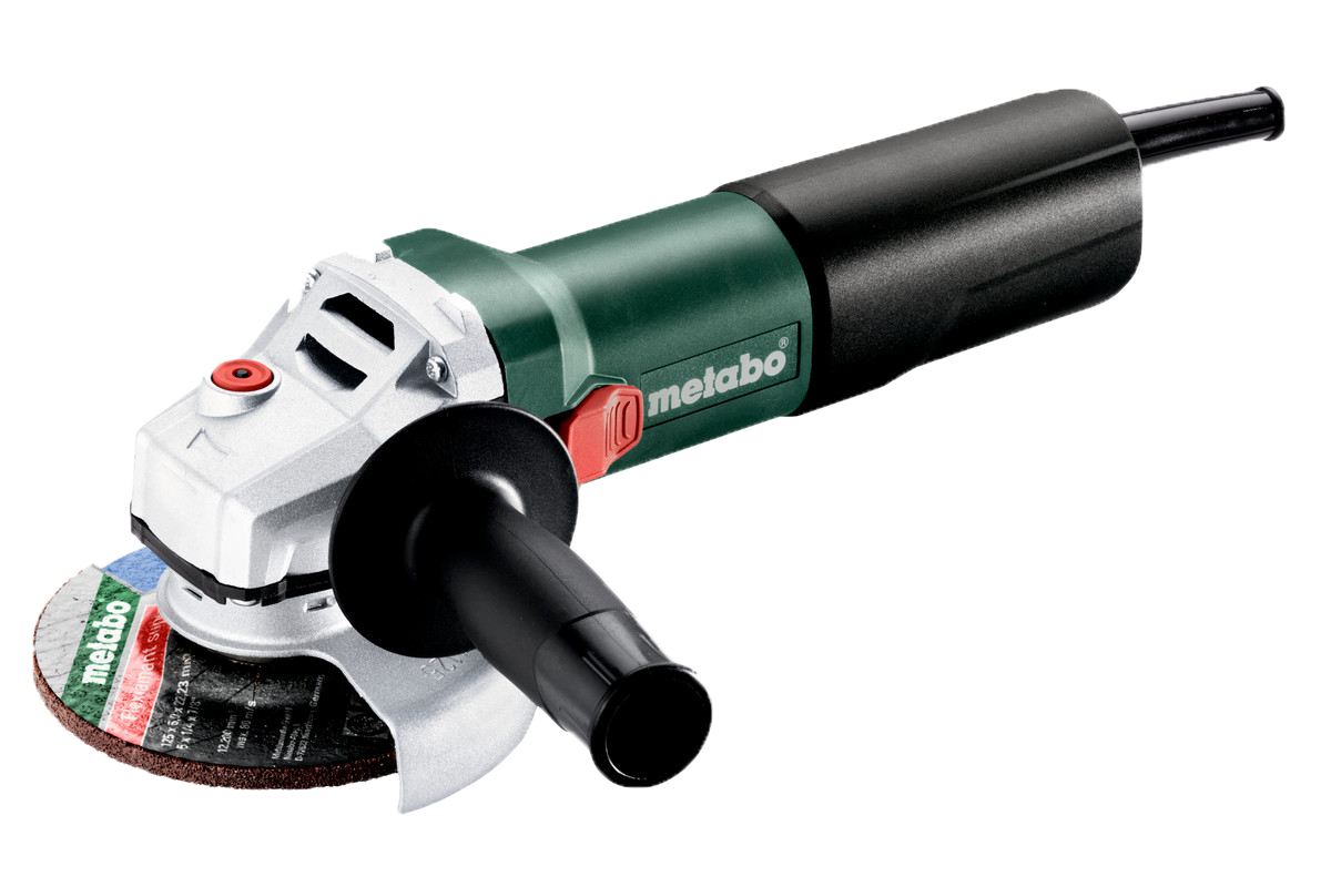Metabo WEQ-1400-125mm